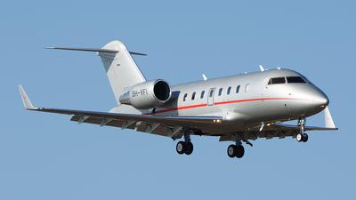 9H-VFI - Bombardier CL-600-2B16 Challenger 605 - VistaJet