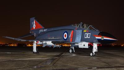 XV586 - McDonnell Douglas Phantom FG.1 - United Kingdom - Royal Air Force (RAF)