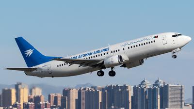 YA-PID - Boeing 737-4Y0 - Ariana Afghan Airlines