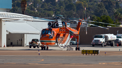 A picture of N217AC - Erickson S64E - [64064] - © Patrick Weis