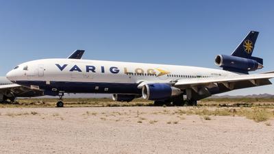 N578SH - McDonnell Douglas DC-10-30(F) - Varig Log