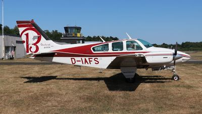 D-IAFS  - Beechcraft 95-B55 Baron - Private