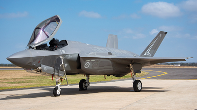 A35-002 - Lockheed Martin F-35A Lightning II - Australia - Royal Australian Air Force (RAAF)