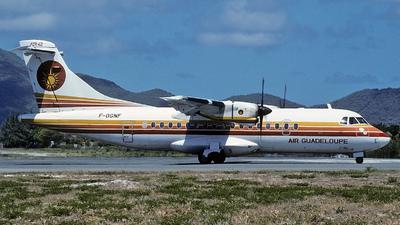 F-OGNF - ATR 42-300 - Air Guadeloupe