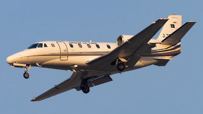 J-754 - Cessna 560XL Citation Excel - Pakistan - Air Force