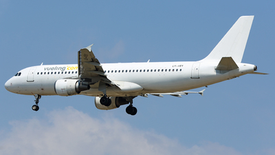 LY-VEY - Airbus A320-212 - Vueling