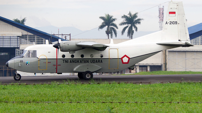 A-2109 - CASA C-212-200 Aviocar - Indonesia - Air Force