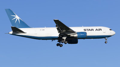 A picture of OYSRM - Boeing 76725E(BDSF) - Star Air - © RAFAL KUKOWSKI