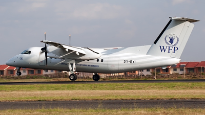 5Y-BXI - Bombardier Dash 8-102A - United Nations (Aircraft Leasing Services (ALS))
