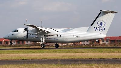 A picture of 5YBXI - De Havilland Canada Dash 8100 -  - © Steve Brimley