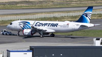 F-WWDQ - Airbus A320-251N - EgyptAir
