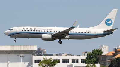 B-5533 - Boeing 737-85C - Xiamen Airlines