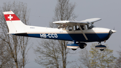 A picture of HBCCO - Cessna F172N Skyhawk - [1763] - © Alexandre Fazan