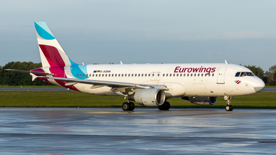 A picture of DABNN - Airbus A320214 - Germanwings - © Stephan Wagner