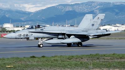 C.15-64 - McDonnell Douglas EF-18A+ Hornet - Spain - Air Force