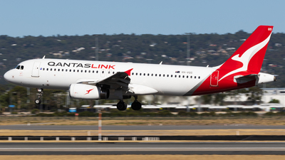 A picture of VHVQS - Airbus A320232 - Qantas - © Will.Taylor