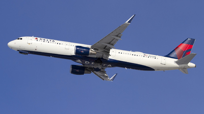 A picture of N377DN - Airbus A321211 - Delta Air Lines - © Jeremy D. Dando