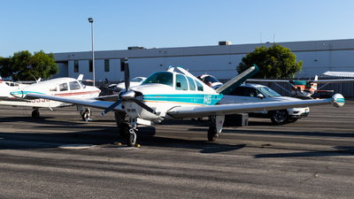 N481S - Beechcraft V35B Bonanza - Private
