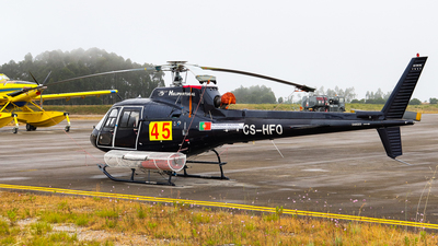 CS-HFO - Aérospatiale AS 350B2 Ecureuil - HeliPortugal
