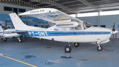 PT-ONT - Cessna 210N Centurion II - Private