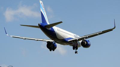 A picture of VTISU - Airbus A320251N - IndiGo - ©  Rohit  Ramachandran