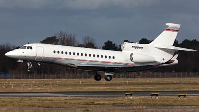 N1898B - Dassault Falcon 8X - Private
