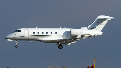 OE-HCZ - Bombardier BD-100-1A10 Challenger 300 - Avcon Jet