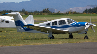 ZK-LGR - Piper PA-28RT-201T Turbo Arrow IV - Private