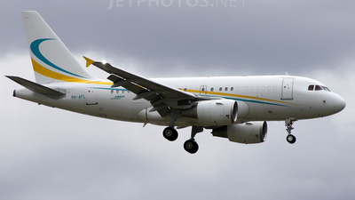 9H-AFL - Airbus A318-112(CJ) Elite - Comlux Aviation Malta