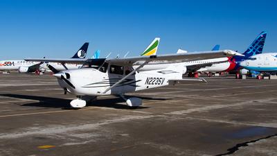 N2235V - Cessna 172S Skyhawk SP - Private