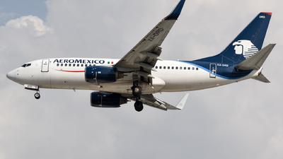 XA-DRD - Boeing 737-752 - Aeromexico