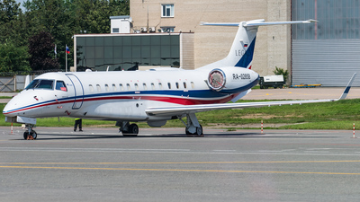 RA-02858 - Embraer ERJ-135BJ Legacy 600 - Jet Air