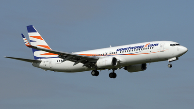 OK-TSS - Boeing 737-8Q8 - SmartWings