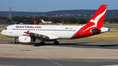 A picture of VHJQL - Airbus A320232 - Qantas - © HillsJayden