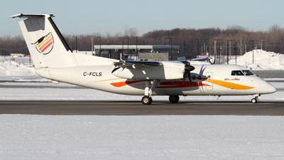 A picture of CFCLS - De Havilland Canada Dash 8100 - Air Creebec - © Daniel Lapierre Forget