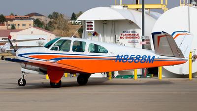 N8588M  - Beechcraft P35 Bonanza - Private