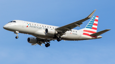 N250NN - Embraer 170-200LR - American Eagle (Envoy Air)