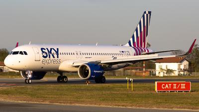 A picture of SXTEC - Airbus A320251N - Sky Express - © matteogouaiche_spotter