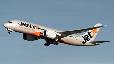 VH-VKE - Boeing 787-8 Dreamliner - Jetstar Airways