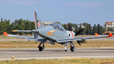 037 - PZL-Okecie PZL-130TC-2 Turbo Orlik  - Poland - Air Force