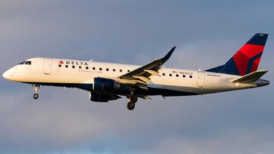 N616CZ - Embraer 170-200LR - Delta Connection (Compass Airlines)