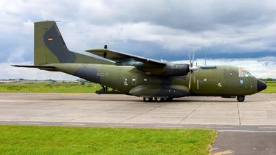 50-79 - Transall C-160D - Germany - Air Force