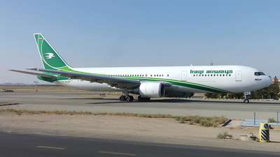A picture of YIAQM - Boeing 7673P6(ER) - [26235] - © majid hasankhani