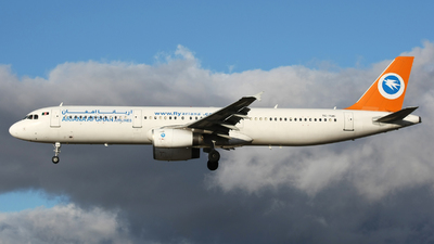 TC-TUC - Airbus A321-131 - Ariana Afghan Airlines