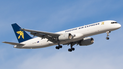 A picture of VHPQA - Boeing 757225(PCF) -  - © Whiskey Tango Aviation