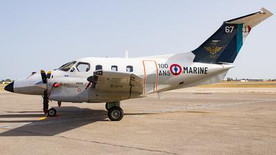 67 - Embraer EMB-121 Xingú - France - Navy