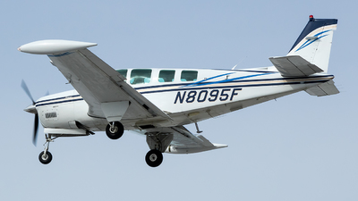 N8095F - Beechcraft A36 Bonanza - Private