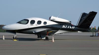 N77LD - Cirrus Vision SF50 - Private
