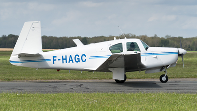 F-HAGC - Mooney M20A - Private