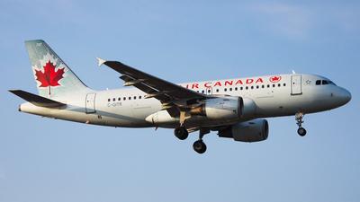 C-GITR - Airbus A319-112 - Air Canada